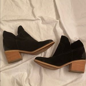 bp Brice notched booties